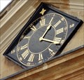 Image for Shire Hall Clock - Monmouth, Gwent, Wales.