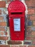 Image for Victorian Lamp Post Box - Stoney Heath near Basingstoke - Hampshire - UK