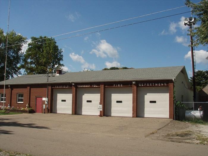 Fairfield Township Vol Fire Department Siren - Somerdale, OH