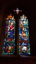 Image for Stained Glass Window - All Saints - Cadeby, Leicestershire