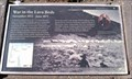 Image for Gillems Camp Historic Sign 2 - Lava Beds National Monument