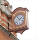 Image for City University Town Clock -- Islington, London, UK