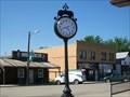 Image for Town Clock, Corona, South Dakota