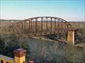 Image for Osage River Bridge Rock Island Line near St. Elizabeth, MO