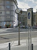 Image for Town Clock near Church of St. Anthony of Padua - Prahe - HMP - Czech Republic