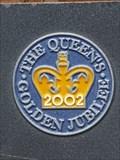Image for Queen Elizabeth II Golden Jubilee - 50 Years - Knutsford, Cheshire, UK.