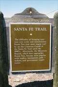 Image for Santa Fe Trail - Clayton, NM