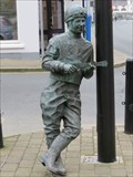 "Image for George Formby - ""Leaning On A Lamp Post"" - Douglas, Isle of Man"