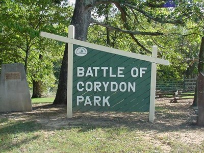 Battle of Corydon