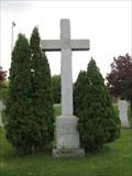 Image for Croix à la mémoire des anciens curés, Cimetière de Saint-Timothée, Qc, Canada