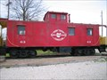 Image for Copley Depot Caboose, Copley, OH, USA
