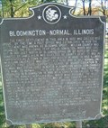 Image for Bloomington-Normal, Illinois