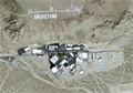 Image for GOLDSTONE Letters on Hill - Fort Irwin, CA