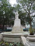 Image for Shakespeare Memorial Fountain - Leicester Square, London, UK