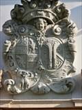Image for Aliancní erb  rodu Lobkovicu a Ditrichštejnu - Mirošovice, Czech Republic