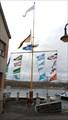 Image for Nautical Flag Pole - Urmitz/Rhein, Rhineland-Palatinate, Germany