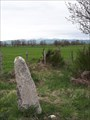Image for Menhir de la Pierre Plantade - Seriers (Cantal), France