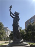 Image for Goddess of Democracy - Washington, D.C.