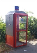 Image for Payphone at the Post Office -  Avenches, VD, Switzerland