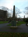 Image for HMS Victoria Obelisk - Victoria Park - Portsmouth, Hampshire
