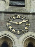 Image for Clock, St. Mary's Court, Worcester, Worcestershire, England