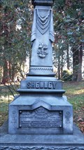 Image for Lydia A. Shelley - Eugene Pioneer Cemetery - Eugene, OR