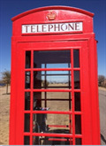Image for Red Telephone Box - Collin County, TX