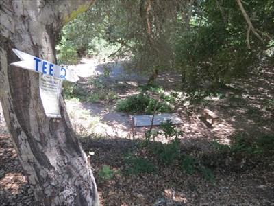 Hole 2 Tee Pad, Aptos, CA