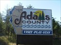 Image for Welcome to Adams Count (Wisconsin) - Visit, Play, Stay