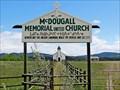 Image for Former Morleyville Methodist Mission - Morley, AB