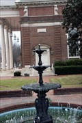 Image for St. Luke Methodist Church fountain – Columbus, GA