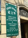 Image for Army Store  Y & T, Kolište, Brno, Czech republic