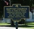 Image for Fabius Christian Church - Fabius, NY