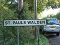 Image for St. Paul's Walden, Herts, UK