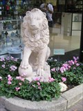Image for Broadway Plaza Lion Statue - Walnut Creek, CA