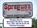 Image for Sprague's Indoor Shooting Range - Yuma, Arizona
