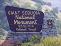 Image for Giant Sequoia National Monument, California - Northern Part
