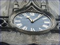 Image for St James Church Clock - Sussex Gardens, Paddington, London, UK