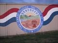 Image for Ironton Flood Wall Murals - Ironton, Ohio