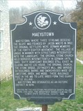 Image for Maeystown