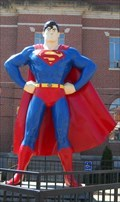 Image for Superman Statue - Metropolis, Illinois