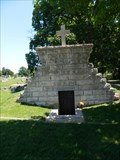 Image for Harvey Livermore Mausoleum - Olathe Cemetery - Olathe, Ks.