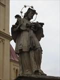 Image for Sv. Jan Nepomucký - Jirice u Miroslavi, Czech Republic