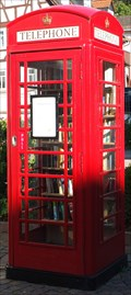 Image for Red Telephone Box, Bad Vilbel - Hessen / Germany