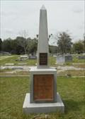 Image for Confederate Memorial Obelisk - Starke, FL