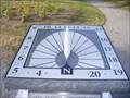 Image for Cadran solaire de St-Etienne-des-Grès, QC, Canada (bilingual)