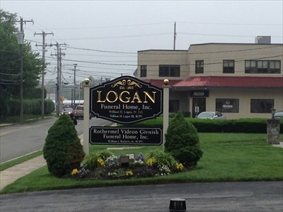 Logan and Rothermel-Videon-Givnish Funeral Homes - Havertown, PA, USA - Funeral Homes on Waymarking.com
