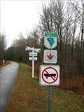 Image for Route Verte #1  -  Relais des cheminots - Shefford, Qc
