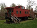 Image for 1925 B&O Caboose #C2282 - Amherst, Ohio
