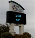 Image for First Baptist Church Time/Temp - Broken Arrow, OK